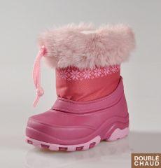 bottes de neige taille 20,bottes de neige mou,bottes de neige garcon  intersport