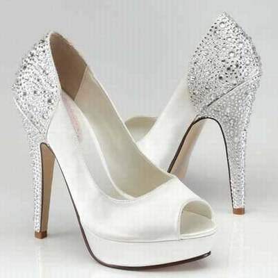 b298f934fa79 chaussure de mariage pas cher femme